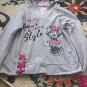 Minne Mouse original sweatshirt.